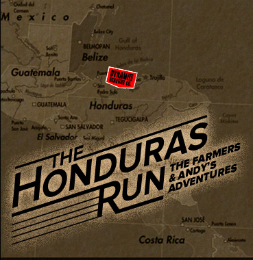 Honduras Run the Farmers & Andy's Adventure
